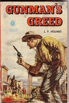 cover vintage pulp fiction