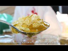 Mierea cu căpăceală - Medicamentul NATURAL cu performanţe greu de egalat - YouTube Health, Youtube, Health Care, Youtubers, Youtube Movies, Salud