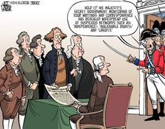 jeff parker july fourth cartoons | British law provides the philosophical and legal origins of the ...
