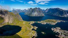 Lofotach, Norway