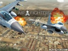 AirFighters Pro  Android Game - playslack.com , One of the most pragmatic aviasimulators with a set of intriguing missions.