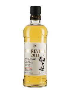 Whisky MARS The Revival 2011 58% - Maison du Whisky