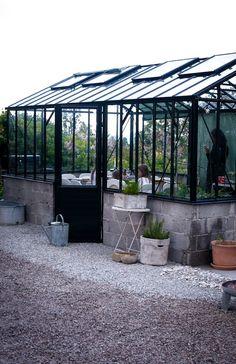 Inspiration till mitt växthus