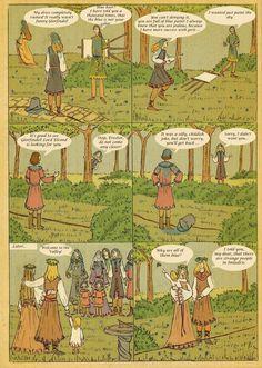 Comics 2 by Hemhet