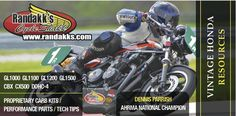 Randakk's 2014 Print Ad featuring Dennis Parrish at Speed!