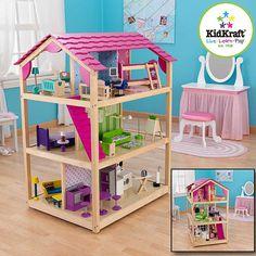 Кукольный домик для Барби «Самый роскошный»