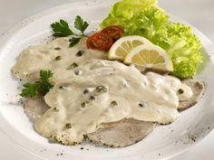 Tacchino Tonnato (Turkey with Tuna-Caper Sauce) (also on pg. 186)