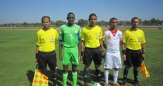 Senegalese Officials For Flying Eagles VS Junior Crocodiles Match | Welcome to the New Fan Zone