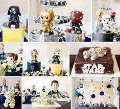 João, o Jedi | Festa de Aniversário Star Wars | São José dos Campos | Ana Reis | São José dos Campos - SP | Fotografia de gestantes, recém-nascidos, bebês, crianças e famílias