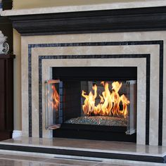 Designed for use with fire glass and lava rocks, this American Fire Glass 304 stainless steel H-Style Fireplace Burner is perfect for providing a dazzling fireplace display. Natural Gas Fireplace, Natural Gas Fire Pit, Home Fireplace, Modern Fireplace, Fireplaces, Fireplace Ideas, Luxury Bedroom Sets, Luxurious Bedrooms, Luxury Bedding