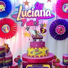 Soy luna♩ Decoracion soy luna para la artista Luciana. #soyluna #luna #partysoyluna #party #decor #barranquilla #colombia #fiestasoyluna #quilla #candy