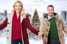 Video from The Mistletoe Promise--A chance meeting between two strangers who share a disdain for Christmas results in The Mistletoe Promise, a pact to help them navigate their holiday complications – together. But as they spend more time with each other and experience the magic of Christmas the phony couple discovers there may be more to their contract than business. Based on the bestselling novel by Richard Paul Evans. Starring Jaime King and Luke MacFarlane.