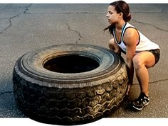 Tires do more than just make cars move. Use these tire-based exercises and complete circuit to add strength, size, speed, and agility to your entire body!