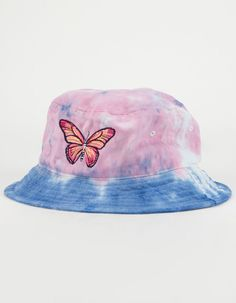 Bucket Hat Outfit, Dope Hats, How To Tie Dye, Accesorios Casual, Indie Outfits, Tomboy Outfits, Outfits With Hats, Hogwarts, Couture