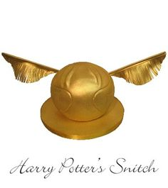 golden snitch cake - Google Search