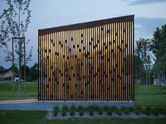 Project: 9 Pavilions in the Parc des Rives - LOCALARCHITECTURE Sàrl