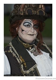 Halloween makeup Halloween Costumes 2013 halloween costume #wear