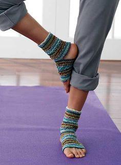 Ravelry: Yoga Socks #153 pattern by Patons