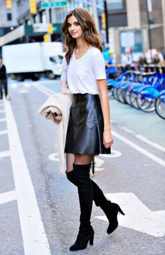13 Street Style Outfits from Taylor Marie Hill – Glam Radar Taylor Marie Hill, Taylor Hill Style, Street Style Inspiration, Mode Inspiration, Street Style Outfits, Fall Outfits, Skirt Outfits, Fashion Mode, Fashion Outfits