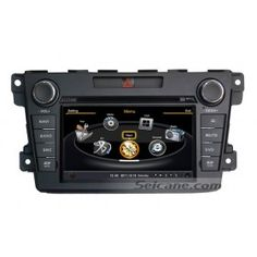 Digital Media Receiver 2009 2010 2011 Mazda CX-7 DVD Player GPS with 3G WiFi BT Touch-Slide Control Screen Radio Replacement Ipod Iphone Support-1