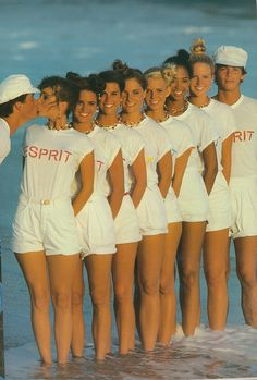 Vintage Esprit- The Making of an Image by Helie Robertson