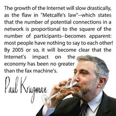 Is Krugman doing to Bitcoin what he did to oil? • IHB News™