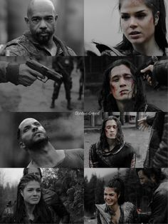 309 || 406. I love how this made her realize what it meant for her to kill. And now she is with ilian. I really think I like them because like her he isn't perfect.