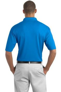 Nike Golf - Dri-FIT Cross-Over Texture Polo Style 349899 on sale now at sweatshirtstation.com #menspolo #promotionalclothing #golfshirt