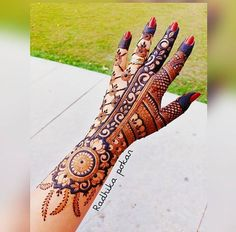 Baby Mehndi Design, Floral Henna Designs, Mehndi Designs Book, Indian Mehndi Designs, Modern Mehndi Designs, Mehndi Design Pictures, Wedding Mehndi Designs, Latest Mehndi Designs, Mehndi Designs For Hands
