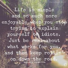New Quotes Simple Life Writing Ideas New Quotes, Words Quotes, Great Quotes, Wise Words, Quotes To Live By, Motivational Quotes, Inspirational Quotes, Sayings, Live Simple Quotes
