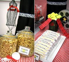 """A Star is Born"" baby shower ideas"