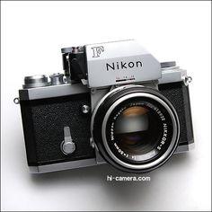Nikon F body + 50mm F1.4