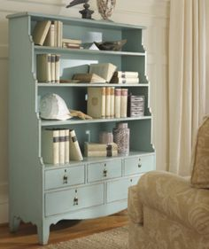 Color I want to paint built in hutch