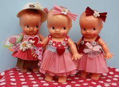 Vintage baby dolls-Magpie Ethel
