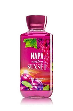 Bath  Body Works Shea  Vitamin E Shower Gel Napa Valley Sunset *** Continue to the product at the image link.