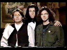 Eddie Vedder Shooting Original SNL Promos For Pearl Jam April 1994 Show