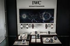 Bortolin Gioielli Udine - le nostre vetrine #iwc #gioielli #orologi. Visita il nostro sito www.bortolingioielli.it