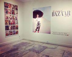 """Expô da """"Harper's Bazaar"""" no FIT, em NY!"""
