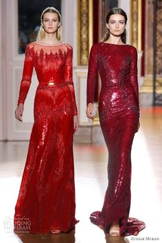 Zuhair Murad Fall Winter 2012-2013 couture collection
