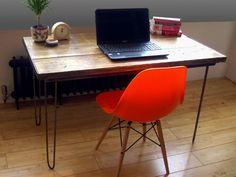Hairpin leg Desk DIY