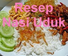 Nasi Liwet, Nasi Bakar, Cooking Tips, Cooking Recipes, Indonesian Cuisine, Indonesian Recipes, Rice Porridge, Rice Pasta, Western Food