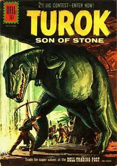 Yet another great Turok cover.