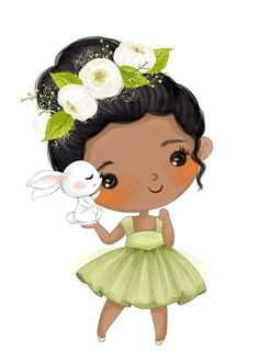 Cartoon Girl Images, Cute Cartoon Girl, Cute Disney, Disney Art, Little Disney Princess, Chibi, Paper Doll Template, Punch Art, Disney Wallpaper