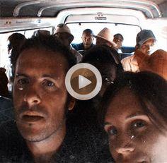 Vídeo 34 Madagascar – Escenas en un par de taxi-brousse camino de Ambalavao