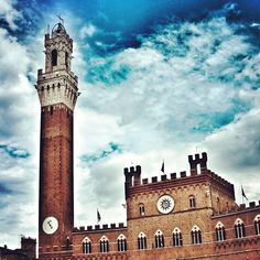 Siena, my heart remains here.