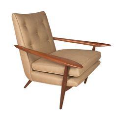 George Nakashima Origins Lounge Chair, 1955