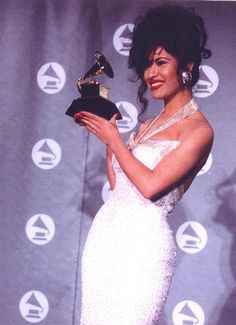 The one and only Selena. I love this woman so much & I wish she was still with us. She is everything I wanna be.