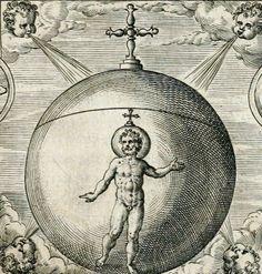 speciesbarocus:  Mikrokósmos (1610).