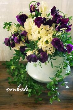 flower arrangement | ombak
