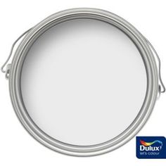 Find Dulux Matt Rock Salt Matt Emulsion Paint - at Homebase. Visit your local store for the widest range of paint & decorating products. Crown Paint Colours, White Paint Colors, White Paints, Wall Colours, Neutral Paint, Gray Paint, Paint Stain, Chalk Paint, Farrow Ball